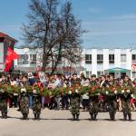 Праздник Победы в Воротынце
