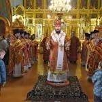 Михаило-Архангельский храм в селе Семьяны