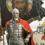 Юные художники о святом князе