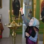 Память Святых Отец I Вселенского Собора почтили в Огнев Майдане