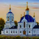 Соборная молитва о новом Храме