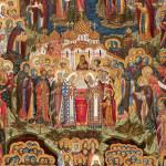 Все Святые, в земле Российской просиявшие, молите Бога о нас!